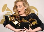Grammy Adele piglia tutto!