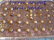 Recipe Turron nougat semifreddo
