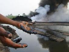 devastazione Delta Niger