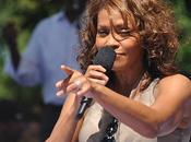 Ieri l'ultimo saluto Whitney Houston