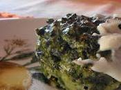Flan Spinaci Besciamella
