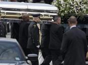 Funerali Whitney Houston. Ultimo saluto alla regina soul