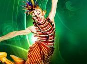 Straordinaria esibizione Cirque Soleil alla notte degli Oscar