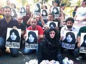 Sakineh condannata frustate aver mostrato volto senza hijab giornale. donna della foto
