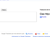 Nuova grafica Google Translate!