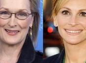 Meryl Streep Julia Roberts coppia straordinaria inedita cinema