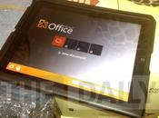 Microsoft Office iPad.