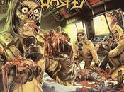 Municipal Waste: cover Zombie Fatal Feast (waste space)