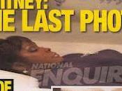foto amara Whitney Houston nella bara