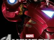 Marvel Disney Pictures presentano personaggi Avengers: Ecco Iron