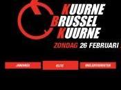 Kuurne Brussel Kuurne: elenco partenti