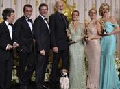 Oscar 2012, trionfa Artist