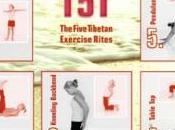 Allenamento esercizi Tibetani