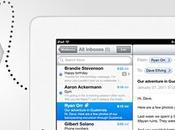 Come inviare messaggi Email iPad
