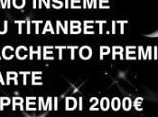 Festeggia TitanBet vinci l'Italian Poker Open!
