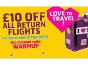 Monarch Airlines: codice sconto