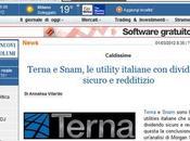 Terna, Flavio Cattaneo, utility italiane dividendo sicuro redditizio