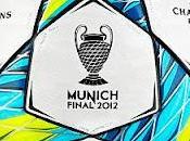 Finale Munich. Pallone della finale Champion's League eliminazione diretta) firmato Adidas