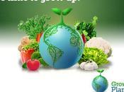 Florablog nasce Grow Planet, primo social network dedicato alla coltivazione dell'orto