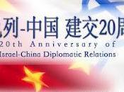 Dragone Negev: vent'anni cooperazione sino-israeliana