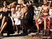 Dolce Gabbana campagna pubblicitaria 2012