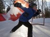 Brutto clima sportivi canadesi