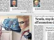 """Prime pagine oggi: """"Lega Ladrona"""" dappertutto. Padania finta nulla!"""