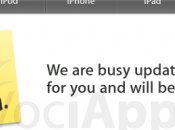 Apple store offline: Arriva nuovo iPad