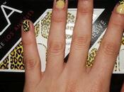 Rubrica Nail Art: NCLA Wrap! Jungle Fever