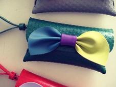 Fiocchi colori nelle borse Silvia's Think