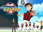 Ginga Kickoff: calcio galattico (preview)