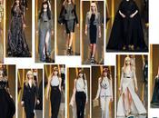 From Paris Fashion Week.. Alexander McQueen Elie Saab