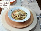 Pasta fagioli super-light