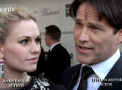 "Video Stephen Moyer Anna Paquin alla ""Elton John After Oscar Party"""
