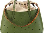 Must Have: borsa Fendi B.Fab verde militare
