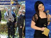Premio 2012, Fiorello Geppi Cucciari personaggi dell'anno. Rocco Papaleo rivelazione. miglior programma grande spettacolo dopo weekend