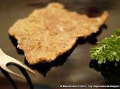 Carne dolce carne: scaloppina vitellone grano saraceno liquore Strega