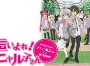 Haiyore Nyaruko-san: Cthulhu sbarca anche sugli anime (preview)