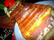 Semifreddo crema mascarpone cacao mandorle