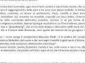 Aristofane Blue Maurizio Pisati marzo