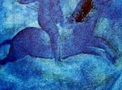 Chagall d'Arabia. dipinto