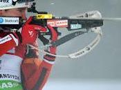 Biathlon: Svendsen Domracheva siglano l'ultima gara stagionale