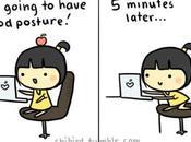 Attenzione alla postura