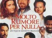 Molto rumore nulla Kenneth Branagh. Then sigh
