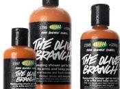 LUSH 'Mediterraneo' 'The Olive Branch'.