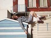 Agyness Deyn firma capsule collection Martens