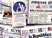 Diffusioni medie 2011, l'ecatombe quotidiani: Giornale -15,4% 2010, Gazzetta dello Sport -10,3%
