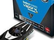 caratteristiche Sapphire Vapor-X Hd6850
