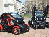lancio della nuova mini Twizy Renault
