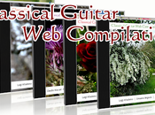 Classical Guitar Compilation Online Volume